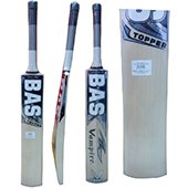 Bas Vampire Topper Kashmir Willow Cricket Bat