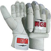 BDM Admiral Super Test Or All White Batting Gloves