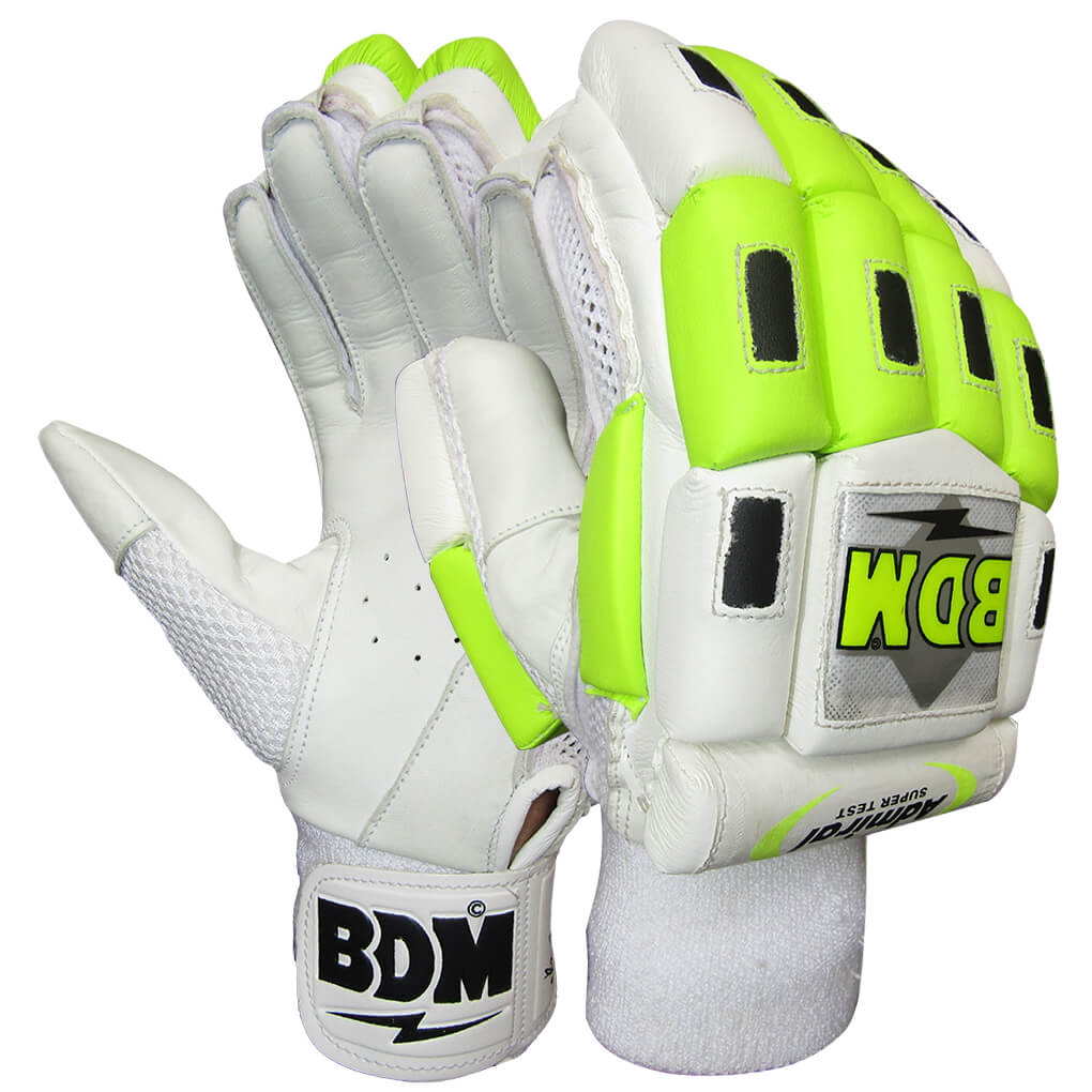 BDM Admiral Super Test Batting Gloves