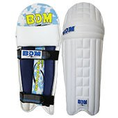 BDM Titanium Cricket Batting Pads