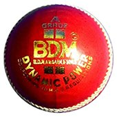 BDM Dynamic Power Leather Cricket Ball 6 Ball Set
