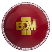 BDM Synthetic Incredible Hand Stitched Cricket Ball 6 Ball Set