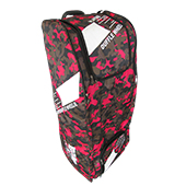 BDM Professional Players Cricket Kit Bag  Army Pink and White