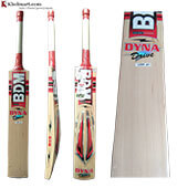 BDM Dyna Drive Grade A English Willow Cricket Bat