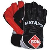 BDM Matador Cricket Wicket Keeping Gloves