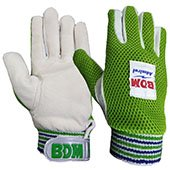 BDM Admiral Wicket Keeping Inner Gloves Green