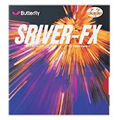Butterfly Sriver FX Table Tennis Rubber