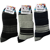 Footies 5006 Cricket Socks 3 Pair