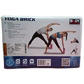 Body Sculpture Yoga Brick