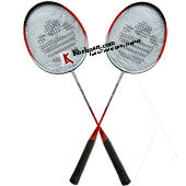 Cosco CB 85 Badminton Racket Set Of 2