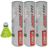 3 Boxes of Cosco AERO 777 Badminton Shuttlecock