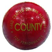 CF County Cricket Ball 6 Ball set
