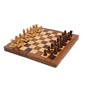 Cougar Wooden Chess Board