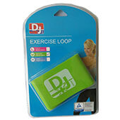 DJ 614 Exercise Loop Lime