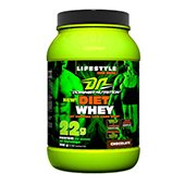 Domin8r Nutrition Diet Whey Chocolate 2LBS
