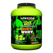 Domin8r Nutrition Diet Whey Chocolate 4LBS