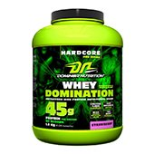 Domin8r Nutrition Whey Domination 4LBS Strawberry