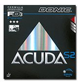 Donic Acuda S2 Table Tennis Rubber