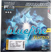 Donic Blue Fire M1 Turbo Table Tennis Rubber