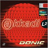 Donic Akkadi L2 OX Table Tennis Rubber
