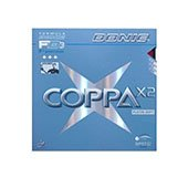 Donic Coppa X2 Table Tennis Rubber