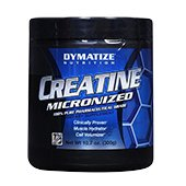 Dymatize Creatine Micronized Unflavoured 0.66LBS