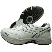 ESS 9004 (Jogger) Running Shoes White and Black