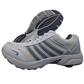 ESS 9002 (Jogger) Running Shoes White and Gray