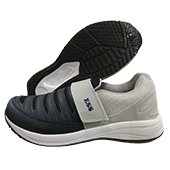 ESS Marathon Velcro Running Shoes Blue