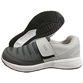 ESS Marathon Velcro Running Shoes Gray
