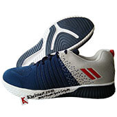 ESS Fly Running Shoes Blue and Grey