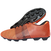 Svaan Trainer Football Shoes Orange and Black