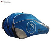 Gravity Edition Badminton Kit Bag Blue