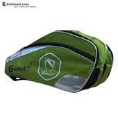 Gravity Edition Badminton Kit Bag Green