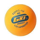 GKI Kung FU Table Tennis Balls Set of 90 Balls
