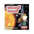 GKI Chelonz HybridZ Table Tennis Rubber Black
