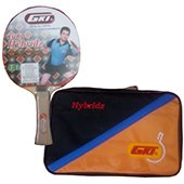 GKI Euro Hybridz Table Tennis Racquet
