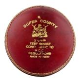 GM Super County Cricket Ball