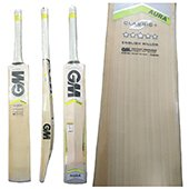 GM Aura F2 Classic Plus English Willow Cricket Bat