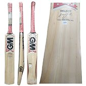 GM Sigma Select Kashmir willow cricket Bat