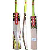Gray Nicolls Powerbow GN Plus English Willow Cricket Bat, Full Size SH