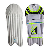Gravity Grab 1 Cricket Wicket Keeping Leg Pads