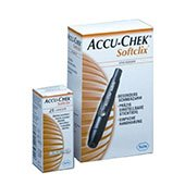 Accu Chek Softclix Lancing Device