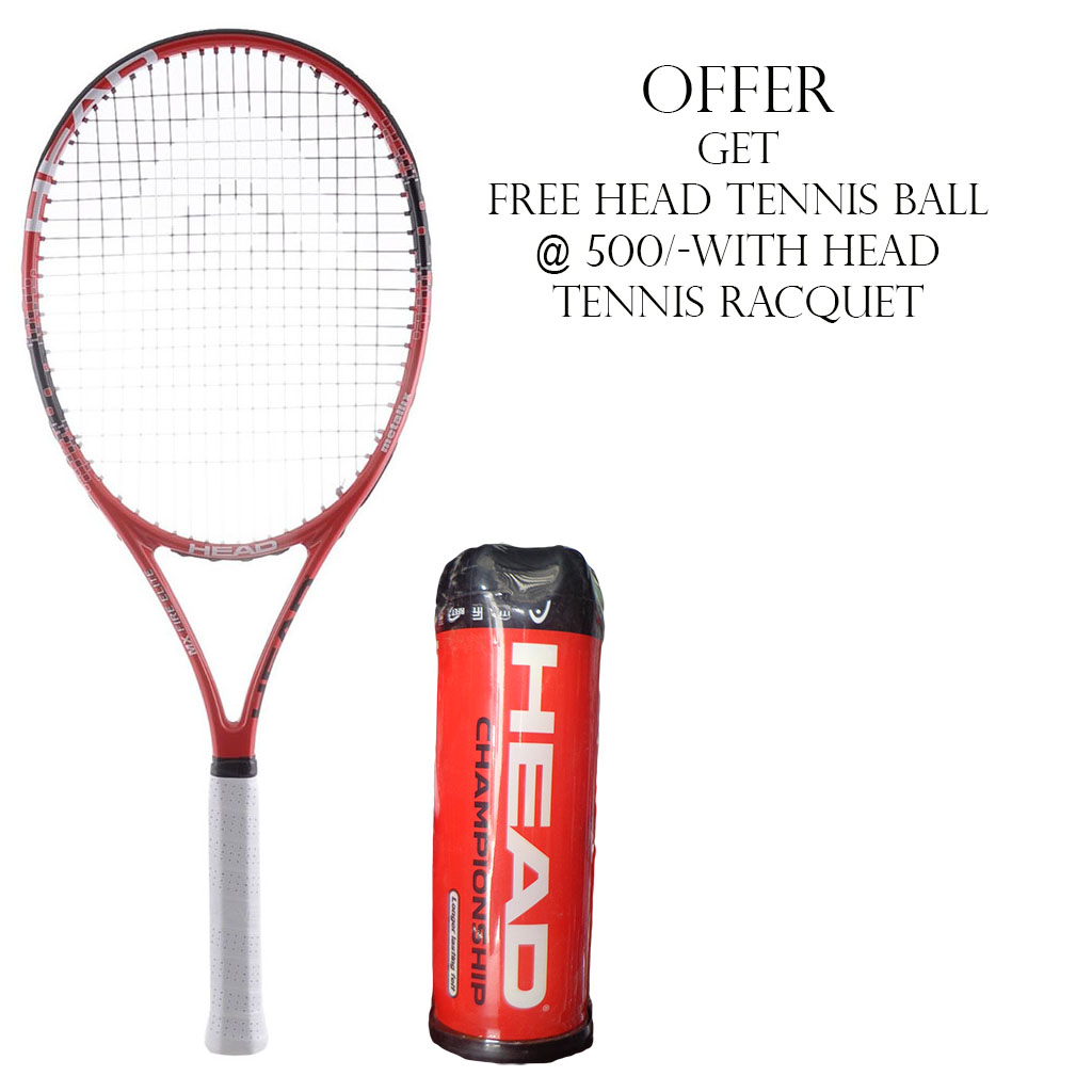 Offer on Head Mx Fire Elite Tennis Racquet