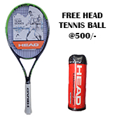 Head MX Cyber Elite Tennis Racquet