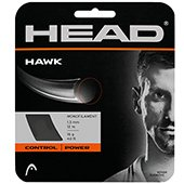 Head Hawk 1.25 1.30mm 12m Tennis String