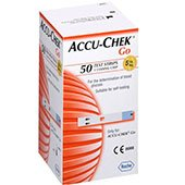 Accu Chek Go Test Strips