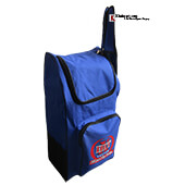 Hitx Duffle Kit Bags Blue and Red