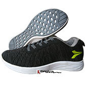 Iaka FK1 Running Shoes Black and Grey