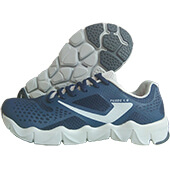 Jazba Fuzec 1.0 Running Shoes Navy and Light Grey